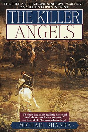 gods and generals (novel)